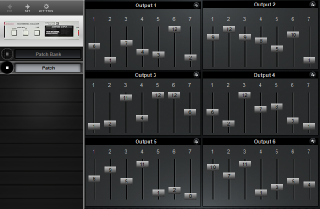 Click to display the Akai MB76 Patch Editor