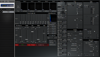 Click to display the Alesis Quadraverb GT Patch Editor