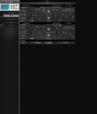 Click to display the BCM AXON MGC77 Scratch Editor