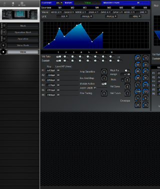 Click to display the Casio VZ-10m Voice Editor