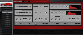 Click to display the Clavia Nord Lead 2X Anniversary Patch A Editor