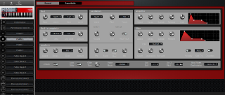 Click to display the Clavia Nord Lead 2X Anniversary Patch B Editor
