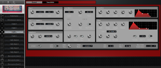 Click to display the Clavia Nord Rack 2X Patch C Editor