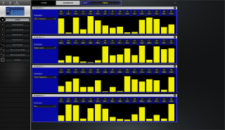 Click to display the Dave Smith Evolver Patch - Sequence Editor