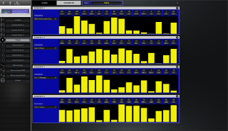 Click to display the Dave Smith Poly Evolver Rack Patch - Sequence Editor