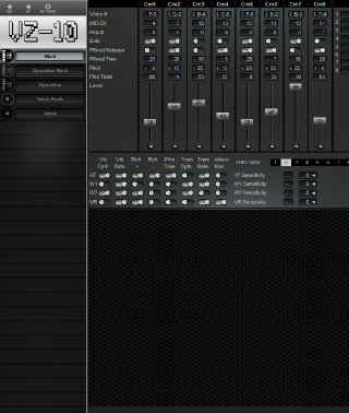 Click to display the Hohner HS-2 Multi Editor