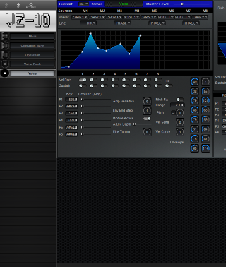 Click to display the Hohner HS-2 Voice Editor