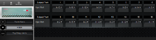 Click to display the KMX MIDI Central Patch Editor