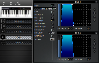 Click to display the Kawai Spectra Patch Editor