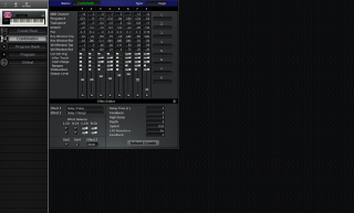 Click to display the Korg M1 Plus+1 Combination Editor