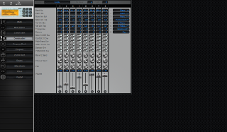 Click to display the Korg NX5R Combination Editor