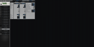 Click to display the Korg Triton Rack Drums Editor