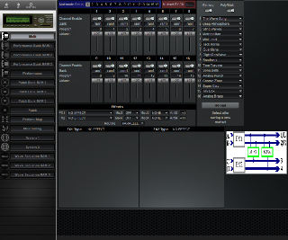 Click to display the Korg Wavestation A/D Multi Editor