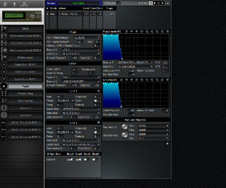 Click to display the Korg Wavestation A/D Patch Editor