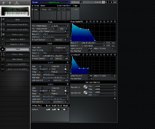 Click to display the Korg Wavestation EX Patch Editor