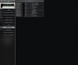 Click to display the Korg Wavestation EX Perform Map Editor