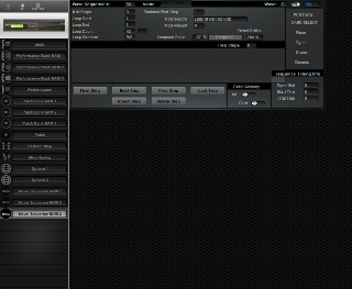 Click to display the Korg Wavestation SR Wave Sequence RAM 3 Editor