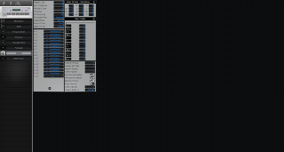 Click to display the Korg Z1 Global Editor