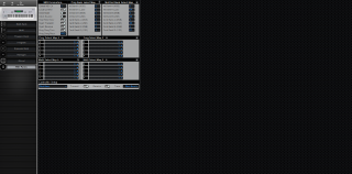 Click to display the Korg Z1 EX MIDI Parms Editor