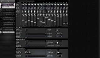 Click to display the Kurzweil K2000 RS Master Editor