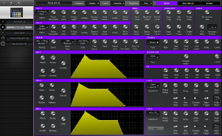 Click to display the Novation Circuit Patch (Ch 2) - Synth Editor