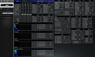 Click to display the Peavey DPM-V3 Patch Editor