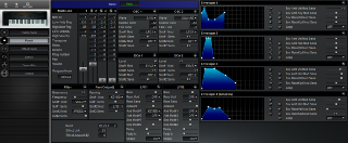 Click to display the Peavey DPM3 Patch Editor