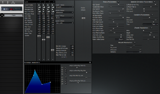 Click to display the Peavey Spectrum Organ Patch Editor