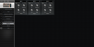 Click to display the Roland BOSS GT-6 Wah Wah Editor