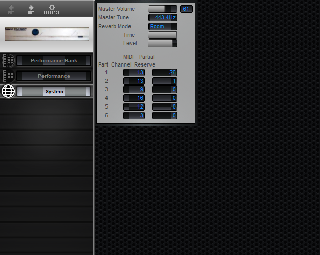 Click to display the Roland CM-32p System Editor
