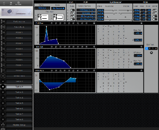 Click to display the Roland CM-64 Timbre 2 Editor