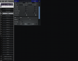 Click to display the Roland D-10 Patch Editor