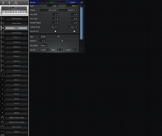 Click to display the Roland D-5 Patch Editor
