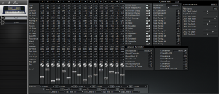 Click to display the Roland EG-101 Patch Editor