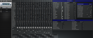 Click to display the Roland Edirol SD-20 Patch Editor