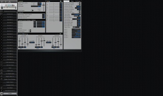 Click to display the Roland Fantom-S System Editor