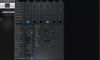 Click to display the Roland GR-30 Patch Editor