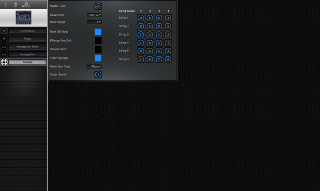 Click to display the Roland GR-30 System Editor