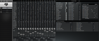 Click to display the Roland GS Compatible Patch Editor