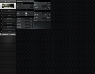 Click to display the Roland JD-800 System Editor