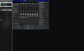 Click to display the Roland JD-990 Performance Editor