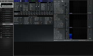 Click to display the Roland JV-1000 Patch (Part 6) Editor