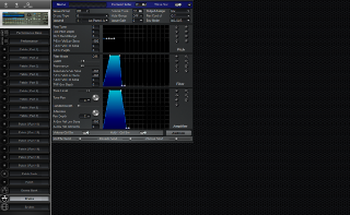 Click to display the Roland JV-1080 Drums Editor