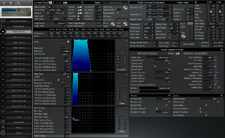 Click to display the Roland JV-1080 Patch ( Part 1)  Editor