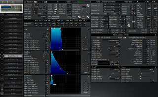 Click to display the Roland JV-1080 Patch ( Part 11)  Editor