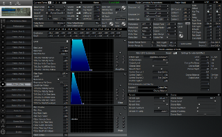 Click to display the Roland JV-1080 Patch ( Part 12)  Editor