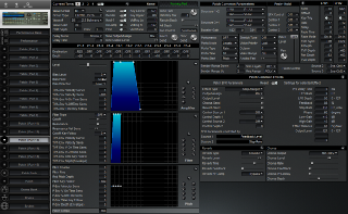 Click to display the Roland JV-1080 Patch ( Part 13)  Editor