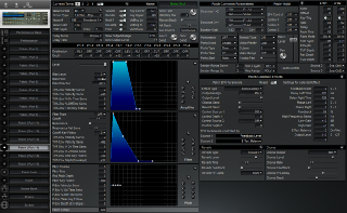 Click to display the Roland JV-1080 Patch ( Part 14)  Editor