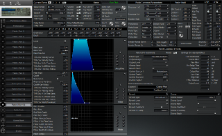 Click to display the Roland JV-1080 Patch ( Part 16)  Editor