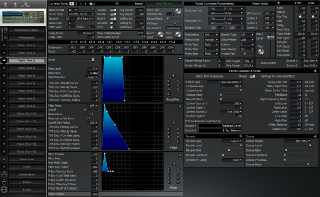 Click to display the Roland JV-1080 Patch ( Part 3)  Editor